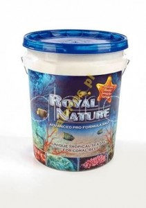 Royal Nature 23 kg sól morska