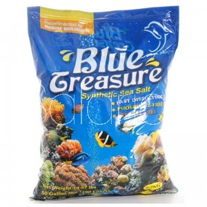 Blue Treasure Reef Sea Salt 6.7kg worek sól